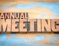 2016 - The 29th annual meeting picture no. 1